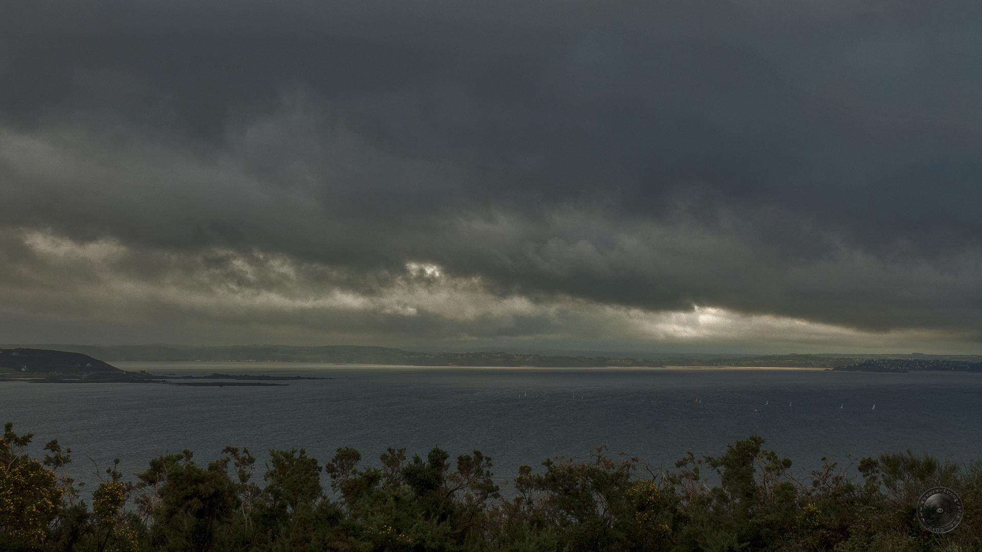 Bilder von der Bretagnereise im Herbst 2012