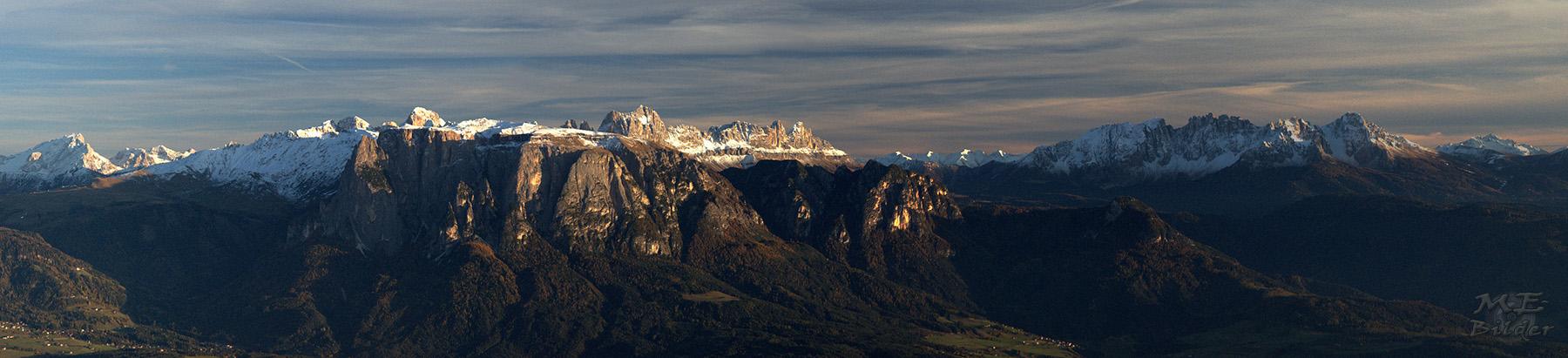Der Schlern, Südtirols Wahrzeichen