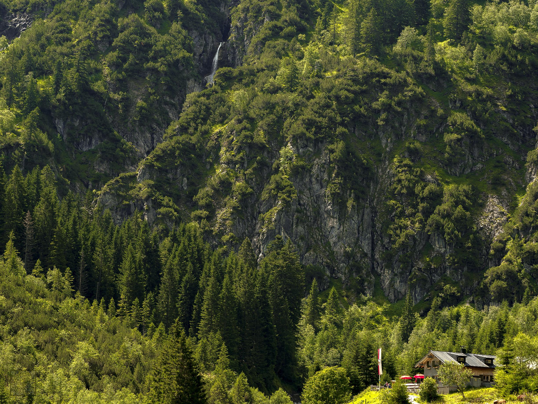Tagesziel Hintere Gemstel-Hütte