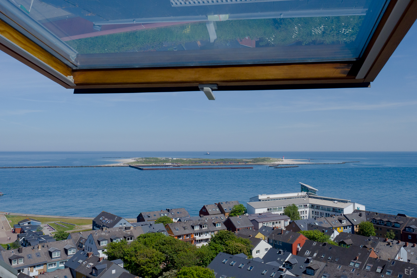 Tag1 Blick aus dem Hotelzimmer