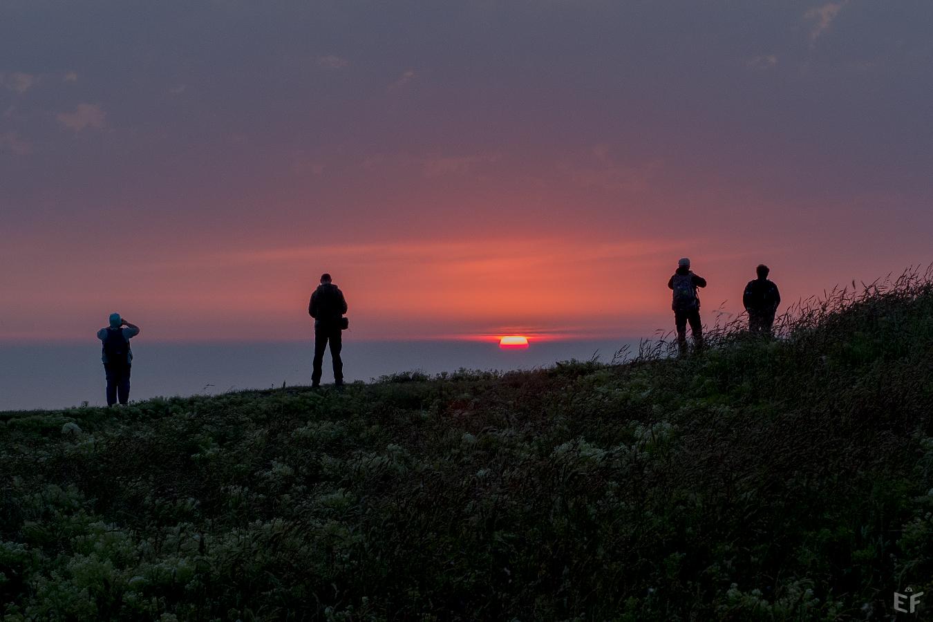 Tag2 Kurz bevor die Sonne weg ist